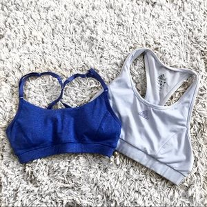 Adidas sports bra bundle